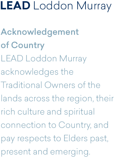 LEAD Loddon Murray