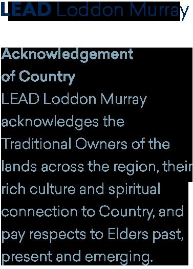 LEAD Loddon Murray